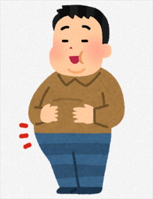 【悲報】ワイ、筋トレを始めて体重が増えるも腹だけ出た醜い身体になってしまう