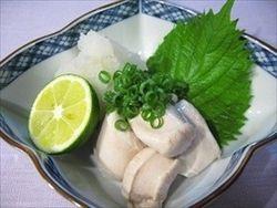 鮭の白子ポン酢を作ってみたいんだが茹で加減がまったくわからん