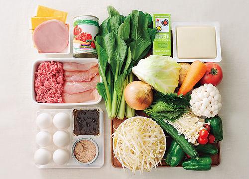 週4500円で食費の予算を組んだが何を食えばいいのか