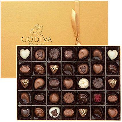 田舎者「高級チョコレート?ゴディバしか知らない」