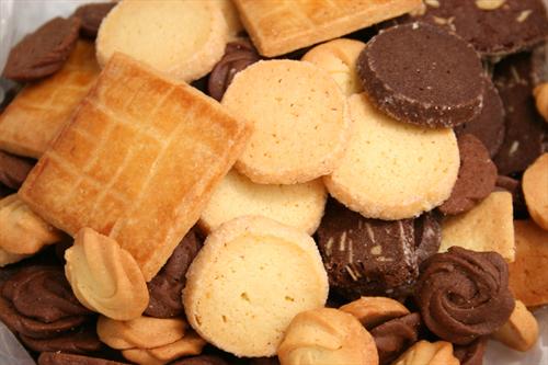 クッキー作ったけどガリガリに硬い