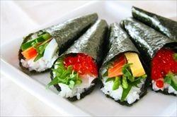 夕飯を手巻き寿司にしようと思うんだが