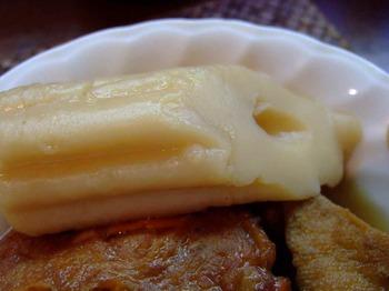 おでんのタネで一番美味しいのは「ちくわぶ」