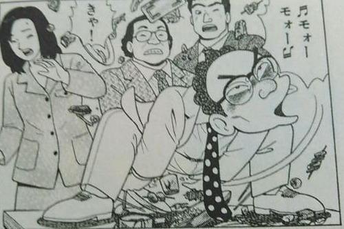 美味しんぼにわかだけど、富井副部長が優秀な話ってあるの?
