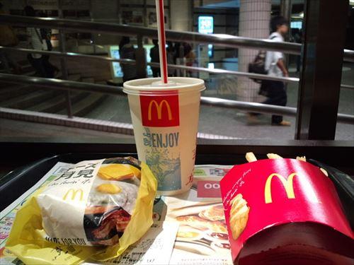 マクドナルドで一番うまいメニューwwwwwっw