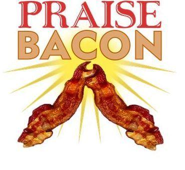 アメリカ人が設立したベーコンを崇め奉るベーコン教会 信者は1万人以上 モットーは「ベーコンは本物だから」