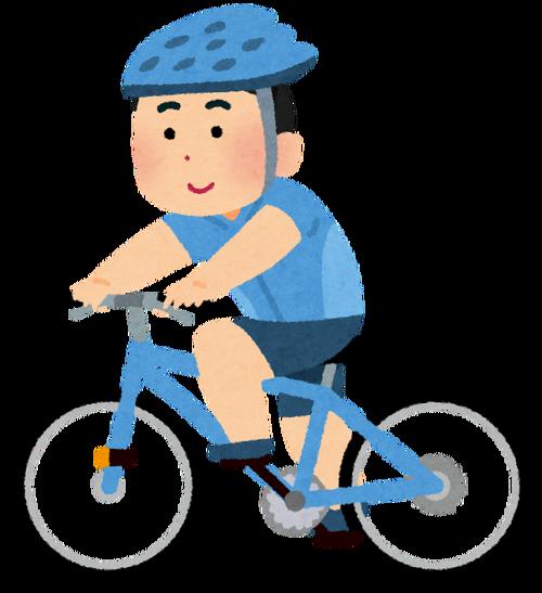 【唖然】サイクリングの『本当』の消費カロリーがこちらwww
