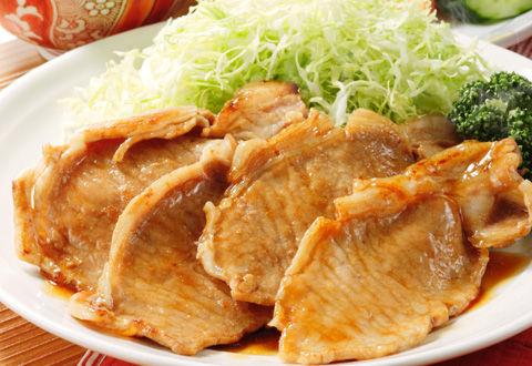 豚肉の生姜炒め作るけど食堂みたいにならないんだよね。何故?