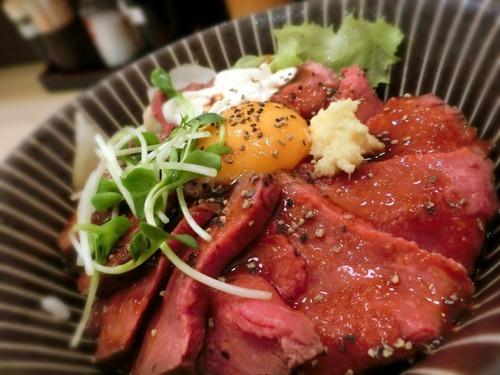 ローストビーフ丼とかいう微妙すぎる料理wwwwwww