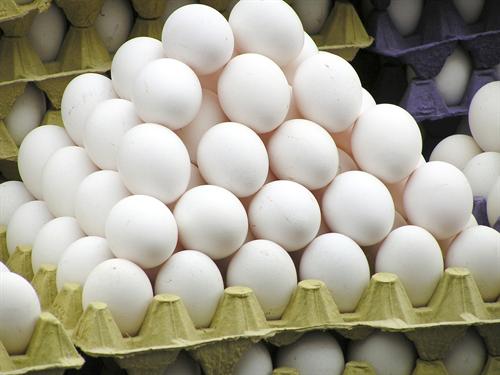 生卵は冷蔵庫で保管してください