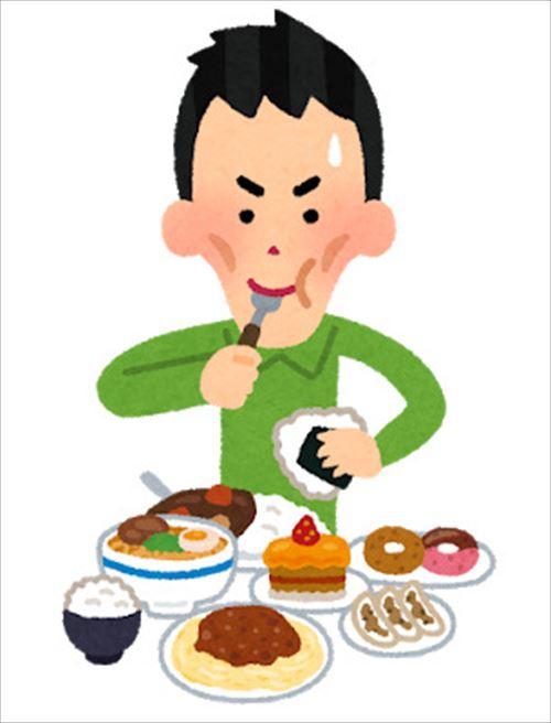 いくら食っても太らない人ってどうなってるの?