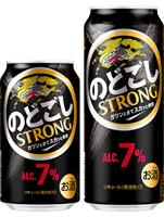 第3のビールでも「ストロング系」が好調 安く酔えるのが人気の理由か