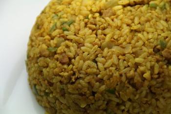 カレー粉つけたり混ぜると旨い食い物