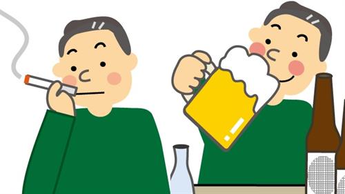 長生きしたければ酒、煙草、カフェイン、暴飲暴食を止めて肉食でなくバランスのよい食事で規則正しい生活するしか無いよな