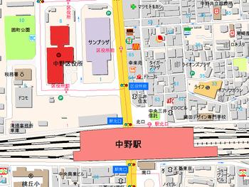 東京都中野区でうまい店。