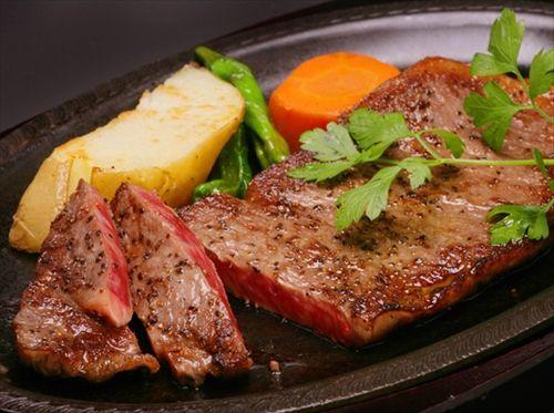 ステーキの焼き方教えてください