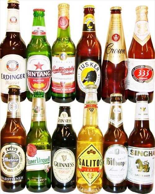 海外のビールって美味しいの?
