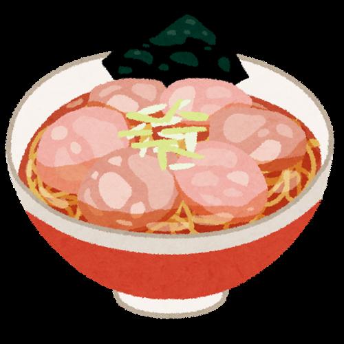 青森でとんでもないチャーシュー麺が見つかる