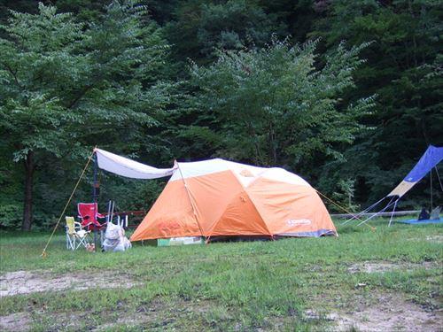 土地買ってそこにテント張って住むのってあり?