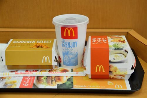 拷問官「マックで一万円分食べろ」
