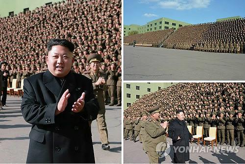 【北朝鮮】立った! 立った! 正恩様が立った!
