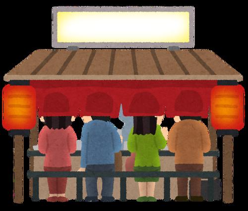 なぜ日本は他のアジア諸国に比べて屋台文化が屋台文化が発達しないのだろうか