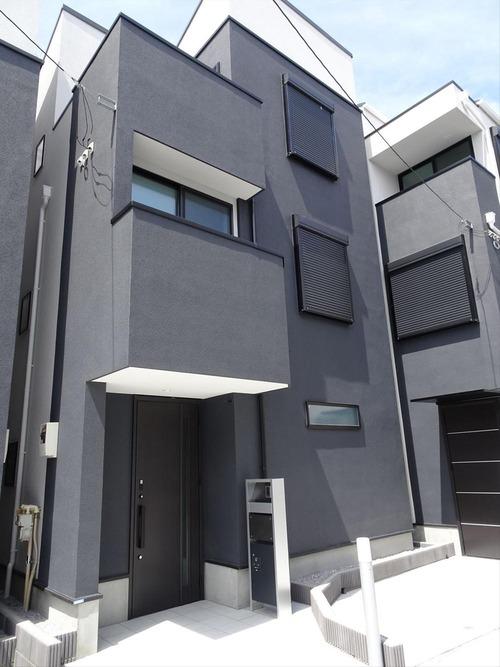 【画像】東京で5000万円の新築一戸建てがこちら