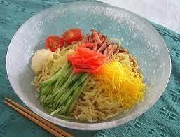 この時期にとっても美味しい冷し中華の作り方についてお教えてください
