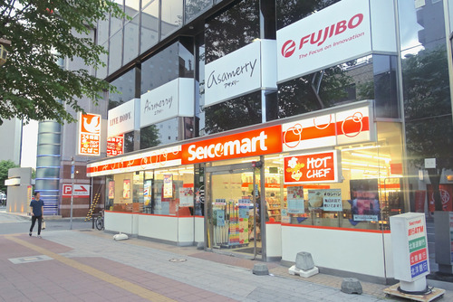 店内で握った寿司を販売している激レアコンビニ「セイコーマート 南8条店」