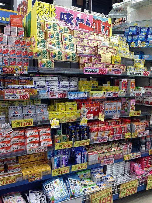 市販風邪薬最強を決めよう