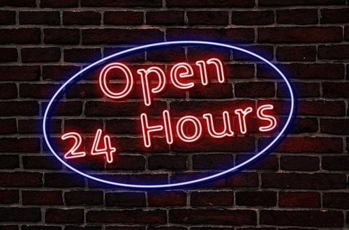正直コンビニとか飲食店って24時間営業する必要無いんじゃないか?