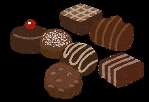 【悲報】なんJ民、チョコレートが最も美味しい国がどこか知らない