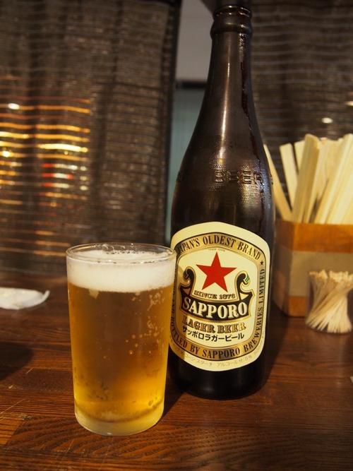 缶ビールより瓶ビールの方がうまいよな?