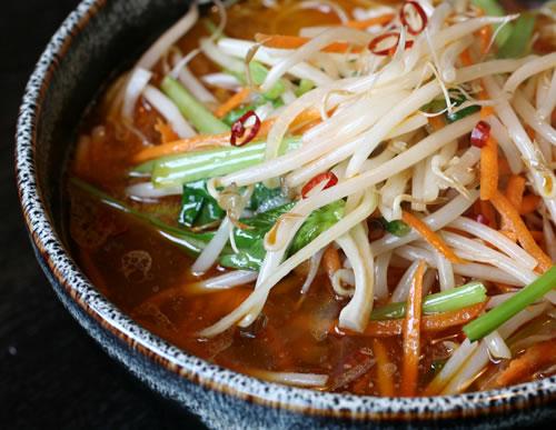 自宅にある調味料で作るお手軽ラーメンスープ