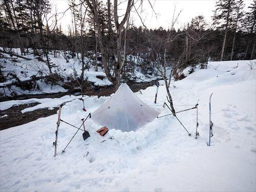 冬キャンプするけど最低限何必要なの?