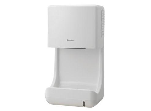スーパーとかのトイレに風で手乾かすやつあるじゃんあれ意味なくね