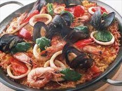 スペインの米料理「パエリア」について