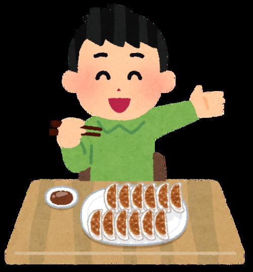 【悲報】中国「餃子と白飯を一緒に食べる日本人を全く理解できない」