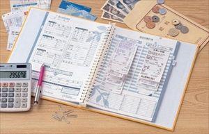 家計簿つけている主婦の貯金額、つけていない主婦より160万円多い