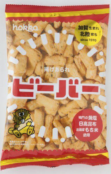 金沢のおやつといえばビーバー 呉汁は福井のおふくろの味
