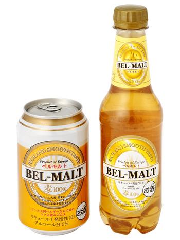 ベルギー産第3のビール「ベルモルト」がジワジワ人気 「この味で100円未満とは」との声