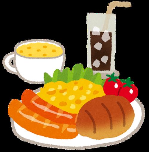 サラリーマンだが朝飯を250円以内にしたい