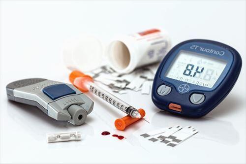 今日病院で血糖値を測ったら201もあったんだが