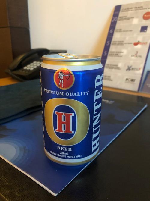 今から禁酒国でビール飲む