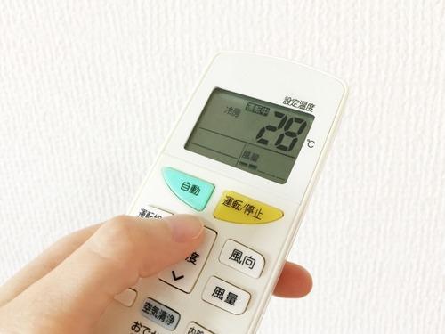【悲報】エアコン、2日くらい前から付けっ放し
