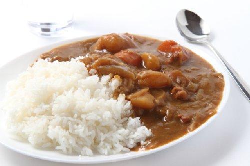 カレーは豚バラブロックを圧力鍋で煮た肉にかぎる