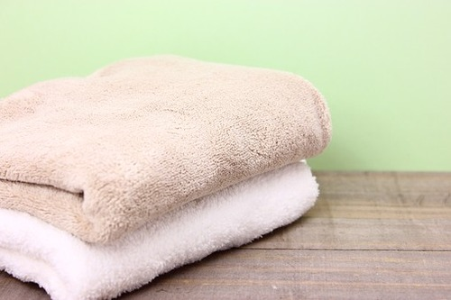 バスタオルを毎日洗ってる奴