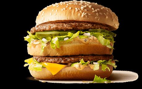 ビッグマック、食べづらすぎ問題