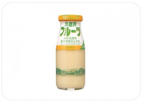 【悲報】フルーツ牛乳がまた一つ日本から消える