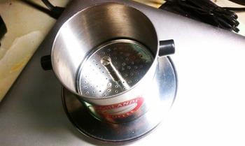 ベトナムコーヒー淹れるwwwww
